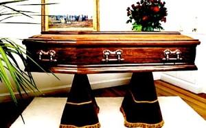 O que é uma Urna Mortuária ou caixão