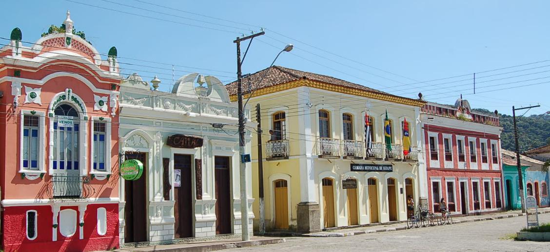 Funerária em Iguape - SP