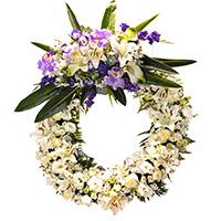 Funerária - Coroa de Flores Americana I